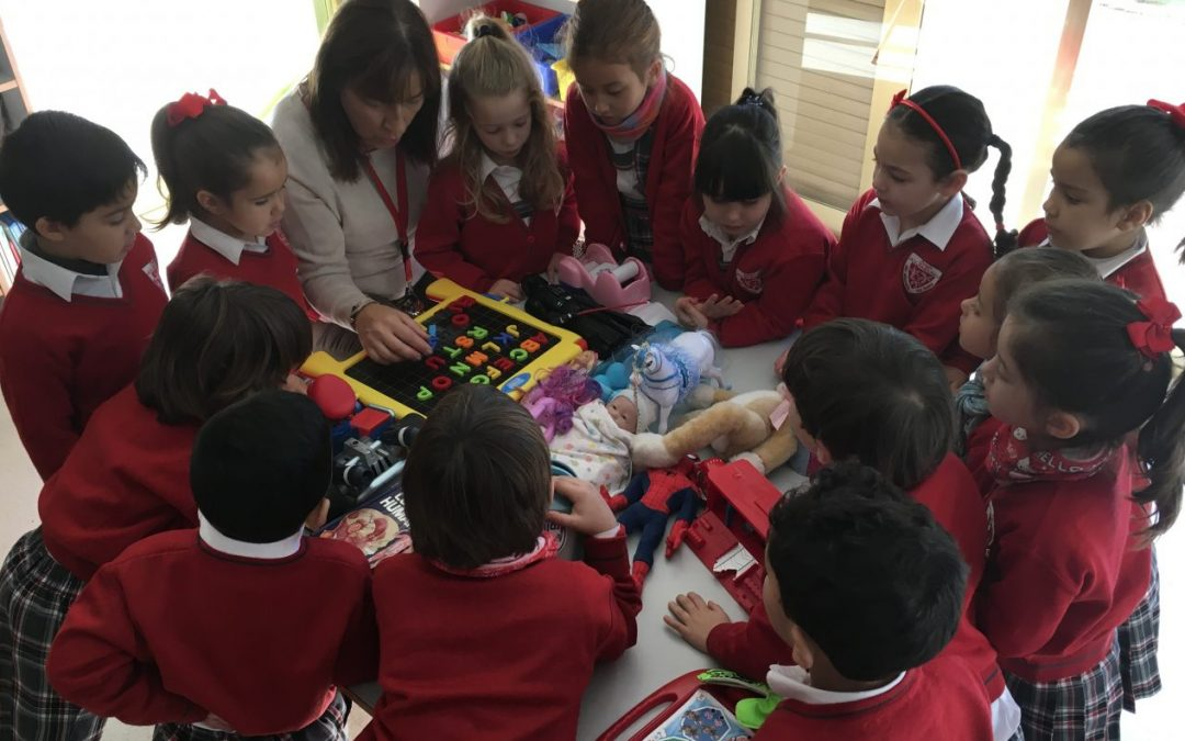 El día de Los juguetes en infantil | Educación emocional