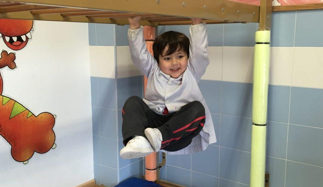 ¿Cómo enseñar a tu bebé a ser físicamente excelente?