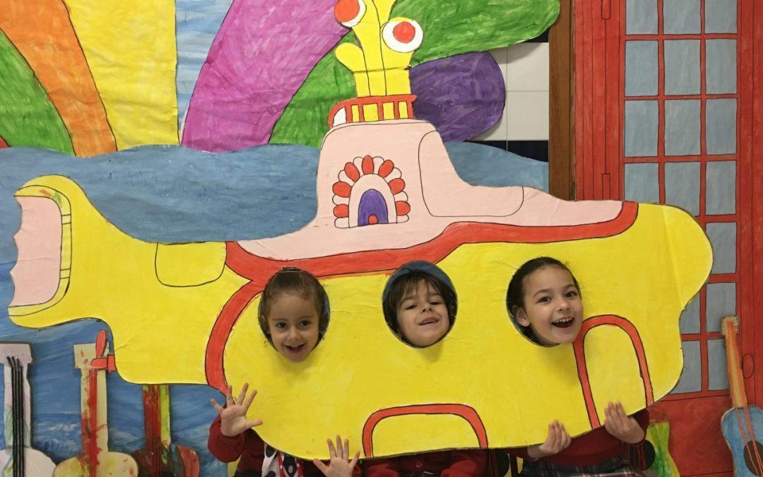 Buscando la autonomía y la creatividad de nuestro alumnado de Infantil