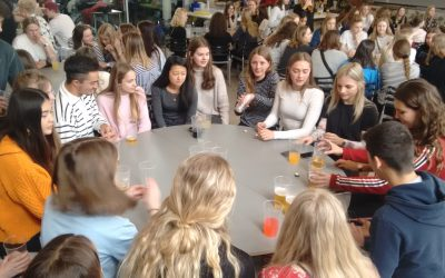 """Nuestros alumnos experimentan """"hygge"""" en Dinamarca"""