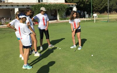 El golf, un deporte ideal para transmitir valores.