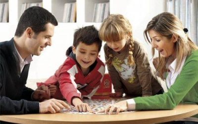 3 Juegos en familia perfectos para días fríos de invierno