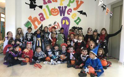 Celebramos Halloween, sí !! Por muchos motivos…