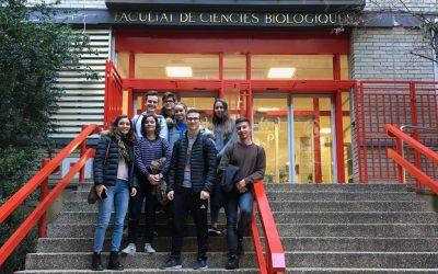 """La biologia a les teues mans"" un proyecto de la Universidad de Valencia que se ha convertido en cita obligada anual."