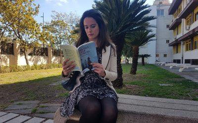 Entrevista Miriam Baños, autora de Tan solo eran retratos