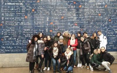 Y así ha sido nuestro viaje a París…