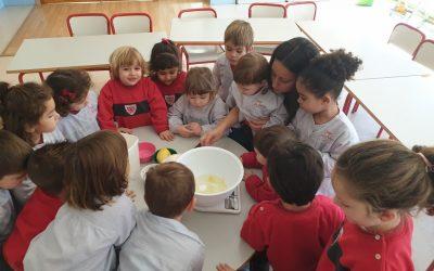 Infancia y cocina ¿qué beneficios aporta?   Educando con la cocina