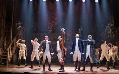 «Hamilton», llega el musical a nuestras aulas de Bachillerato