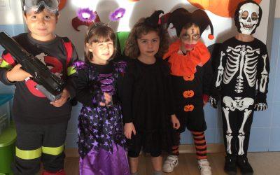 Happy Halloween!!! Así lo celebramos este año…