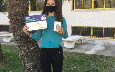 Premio Carta a un militar para Inés Ramos Vocanson
