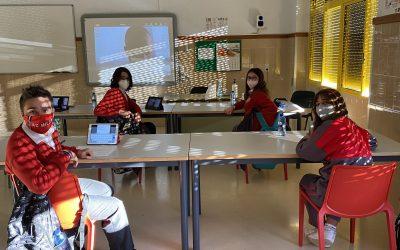Fomentando las habilidades comunicativas #elpoderdelaspalabras LIGA DEL DEBATE. Fundación Educativa Activa-t y ESIC