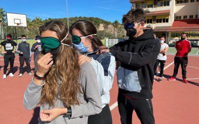 Goalball, deporte paralímpico. Formando a nuestros futuros profesionales. Taller inclusivo UCV