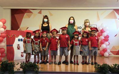 Acto Conmemorativo Entrega de Orlas 2021. Educación Infantil