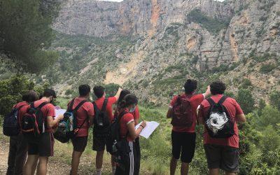Nos convertimos en «biólogos de bota» visitando el Racó del Duc, vía verde (Villalonga-Lorcha)