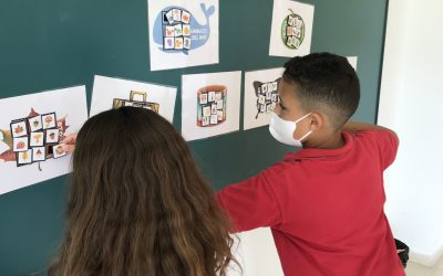 «Para aprender es necesario emocionarse».Gamificando el aprendizaje. Campos semánticos