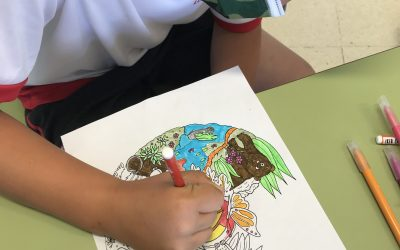PROYECTO SOLIDARIO STAEDTLER: Pinta y colorea por una buena causa.»Vamos a descubrir la naturaleza que vive en la tierra»