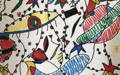 Proyecto «BE AN ARTIST». Conociendo a Claude Monet, Joan Miró, Pablo Picasso y Piet Mondrian