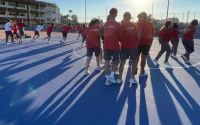 TEAM SPORTS. Beneficios de practicar deporte en equipo